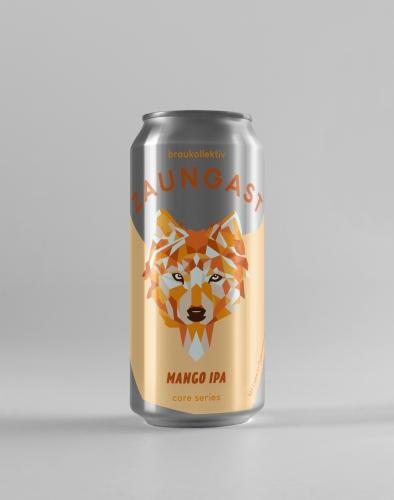 Mango IPA - Braukollektiv Zaungast